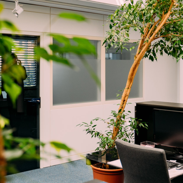Privates Büro